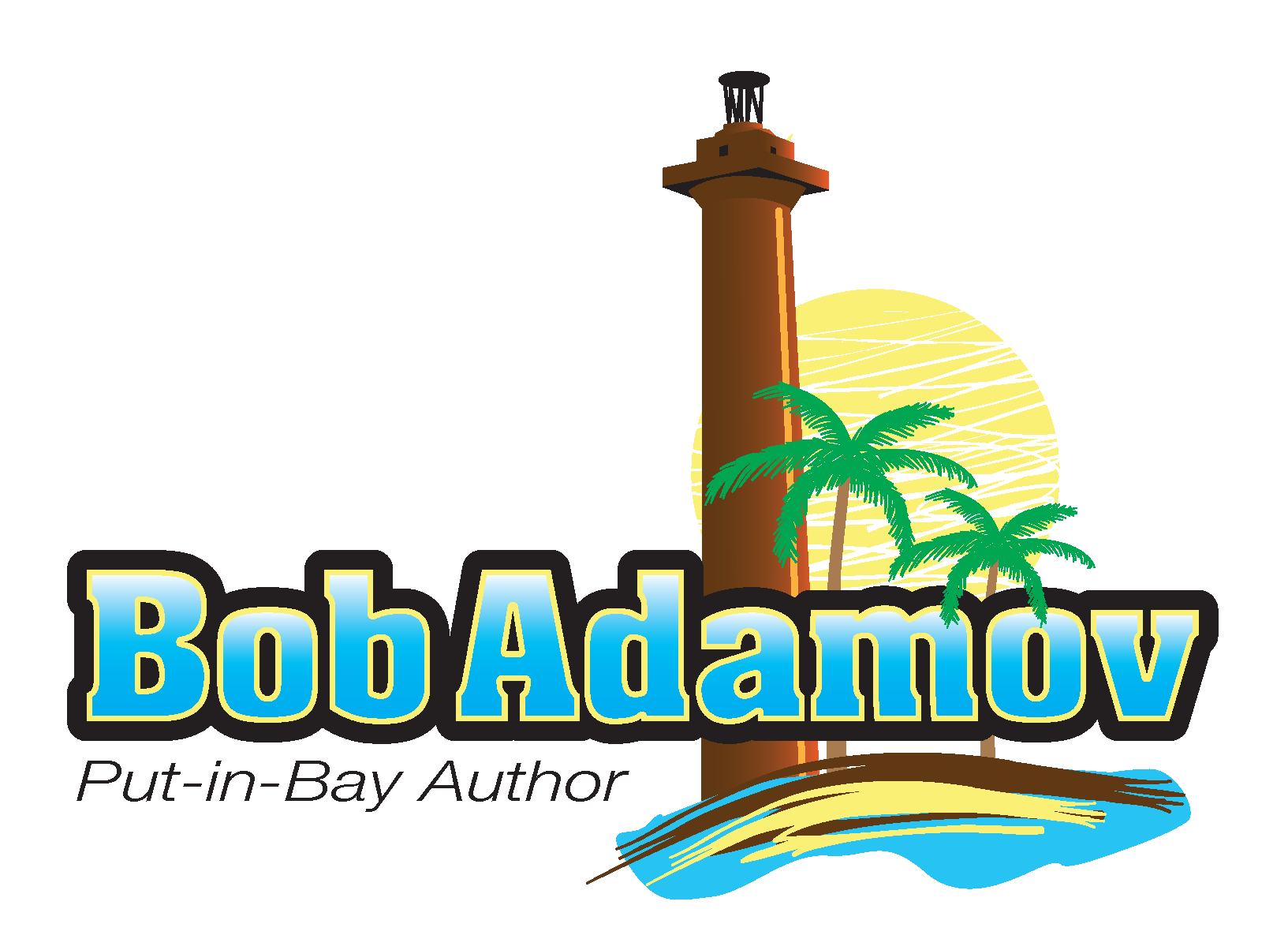 Bob Adamov - Put-In-Bay Author